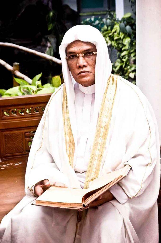 Biografi KH Ahmad Zamachsyari