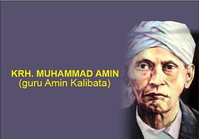 Biografi KH. R. Muhammad Amin (Guru Amin Kalibata)