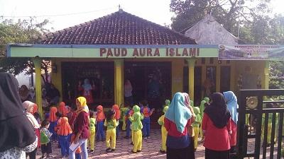 PAUD Aura Islami Mojokerto