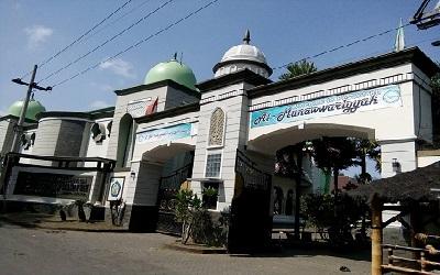 Pesantren Al-Munawwariyah Kab Malang