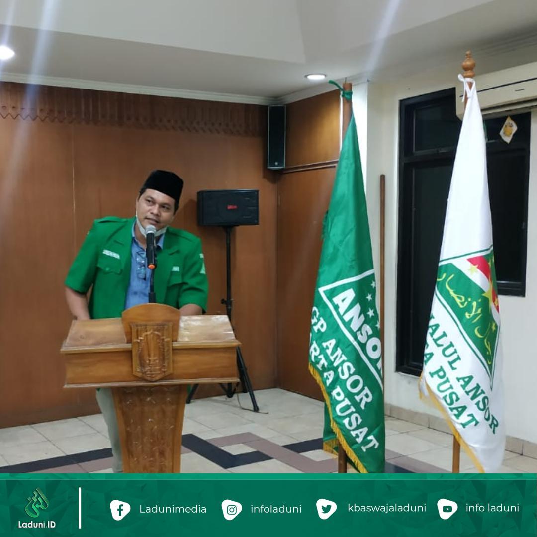 H. Ruslan Hidayat: Kita Besar Karena Ansor