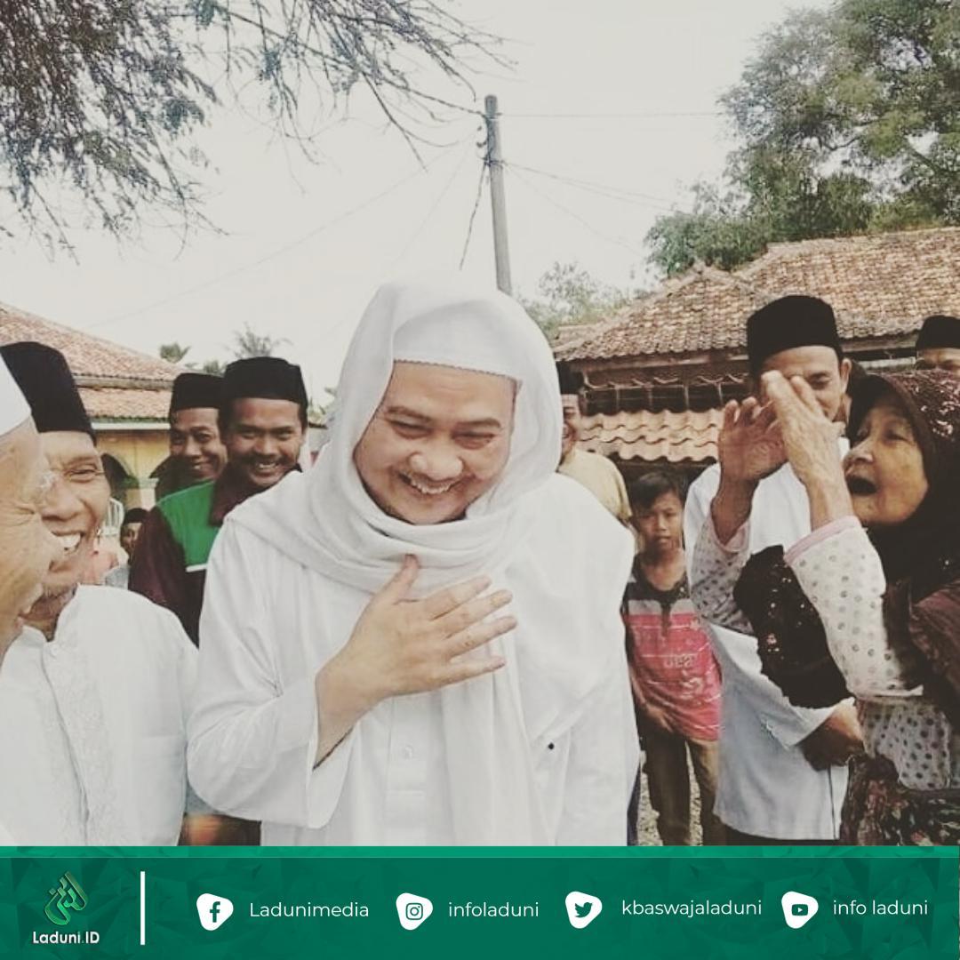 Karomah Abuya Uci Turtusi Disaksikan Langsung oleh Habib Abdurrohman al Khirid