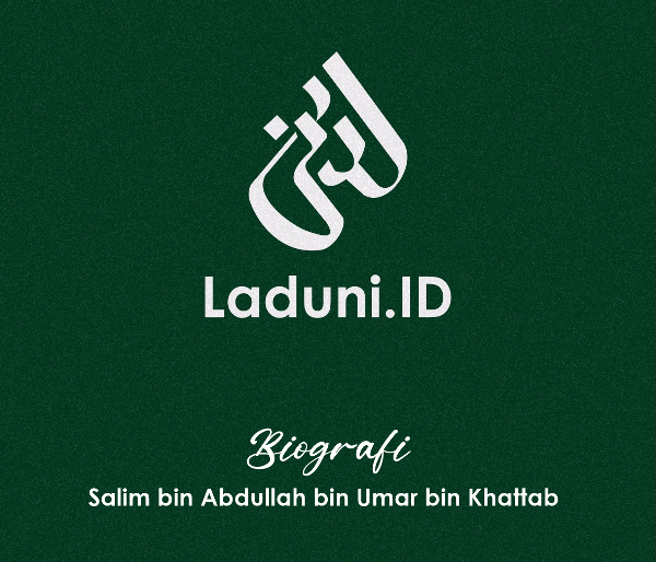 Biografi Salim bin Abdullah bin Umar bin Khattab