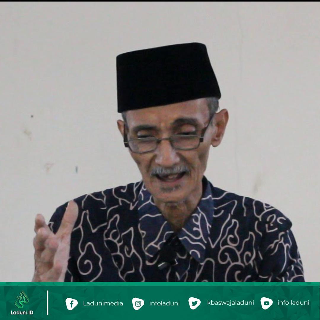 KH. Husein Muhammad: Komitmen Pesantren Atas Pancasila