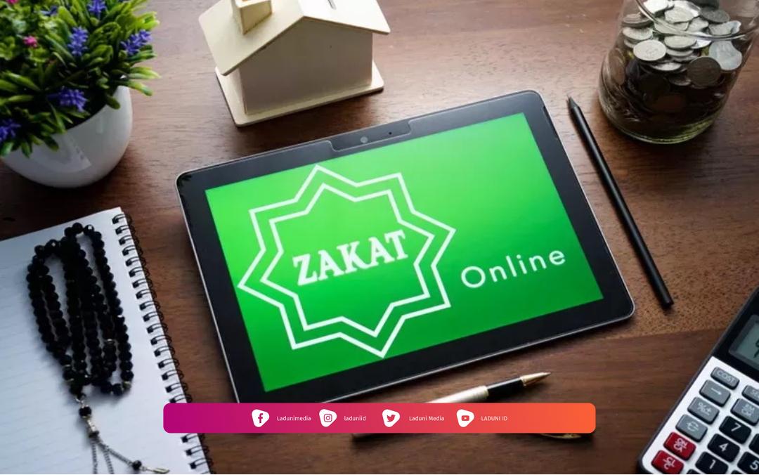 Hukum Bayar Zakat Fitrah Secara Online