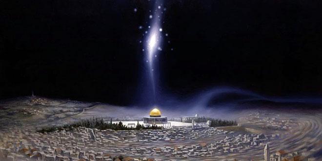 Saat Buraq Menangis Karena Kerinduan Kepada Rasulullah