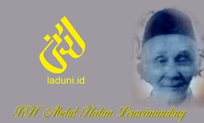 Biografi KH. Abdul Halim Leuwimunding