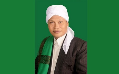 Biografi Syekh Prof. Dr. KH. Abdul Hadi Ahmuza., M.A