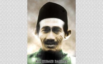 Biografi KH. Zubair Dahlan Rembang