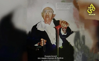 Biografi Habib Utsman Al-Aydrus