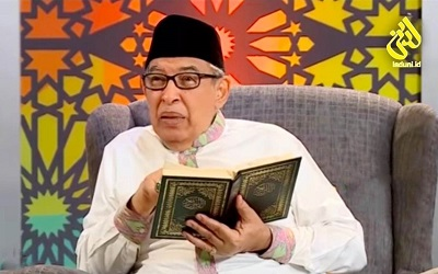 Memahami Makna Allah dari Penjelasan Prof Quraish Shihab
